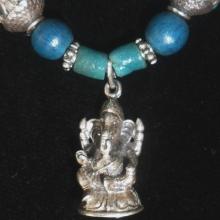 Ganesh bleu
